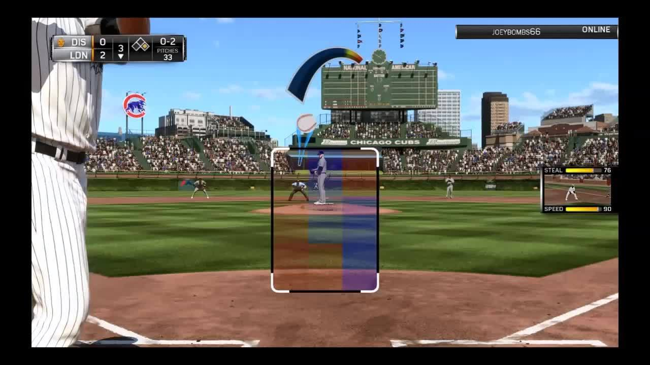 mlbtheshow, Tomahawk Home Run GIFs
