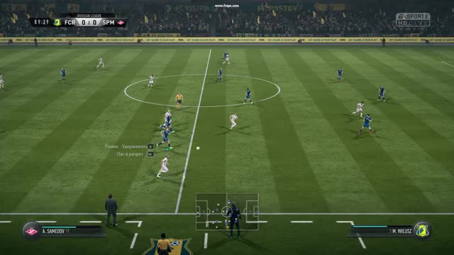 Watch FIFA18 2017-10-22 21-49-32-63.mp4 GIF on Gfycat. Discover more related GIFs on Gfycat