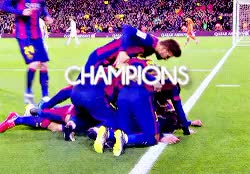 Watch and share Xavi Hernandez GIFs and Fc Barcelona GIFs on Gfycat