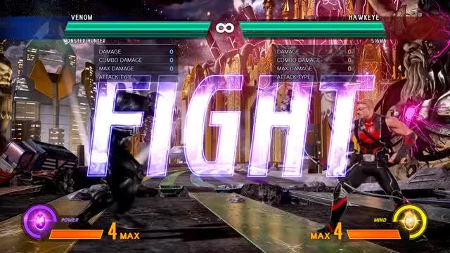Watch and share Marvel Vs. Capcom Infinite 12.07.2017 - 00.09.27.06.DVR.mkv GIFs on Gfycat