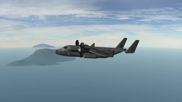 Watch and share KC-30P Pelican GIFs by SnacklessKerbal on Gfycat