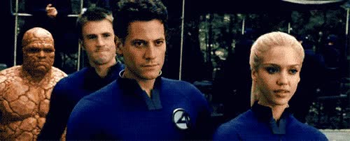 Watch this fantastic four GIF on Gfycat. Discover more chris evans, fantastic four, jessica alba GIFs on Gfycat