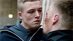 Watch and share Dennis Severs GIFs and Taron Egerton GIFs on Gfycat