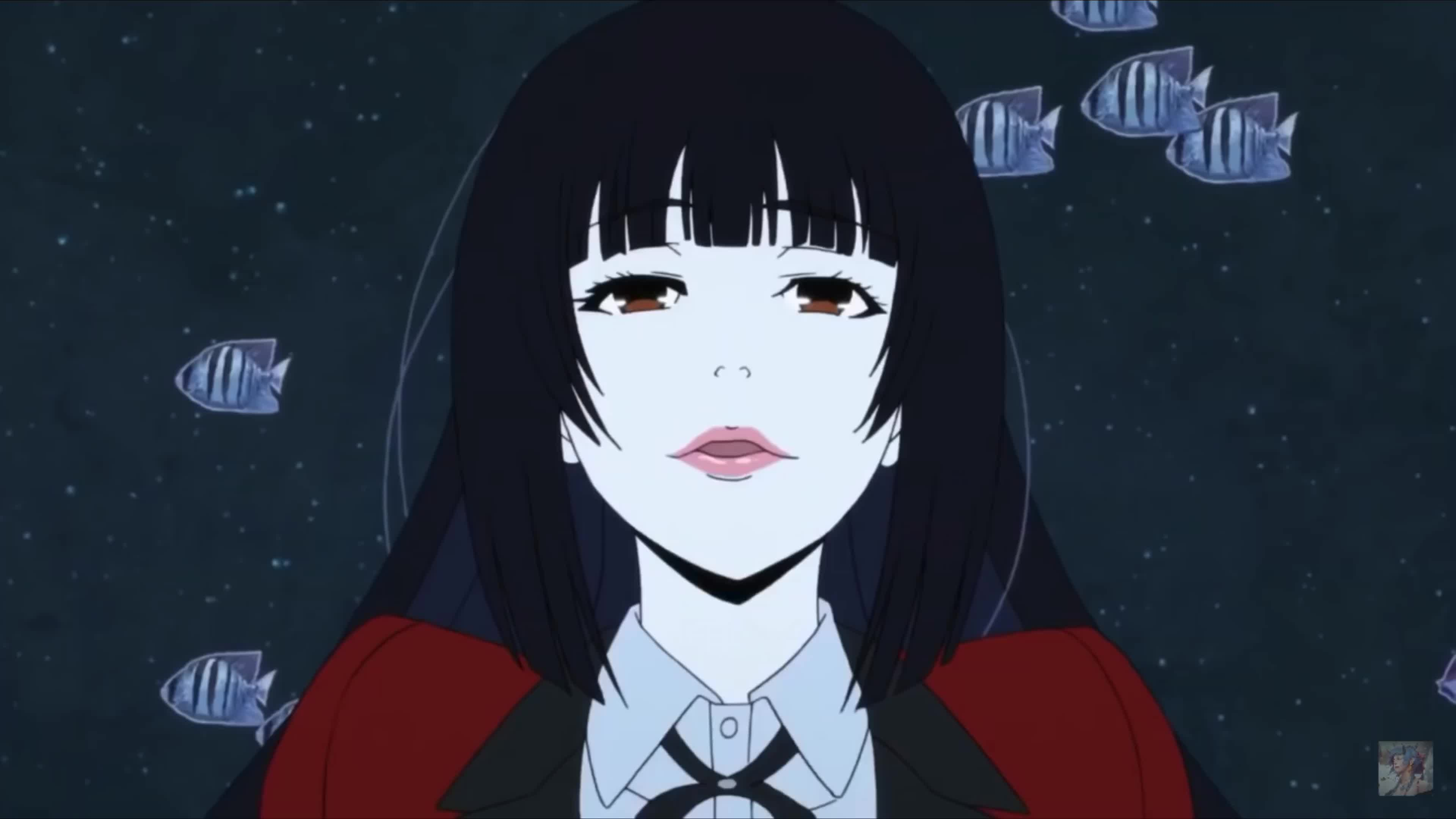 Yuri with Herself (Kakegurui)