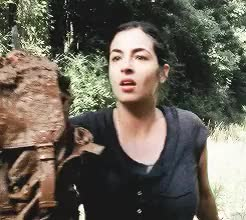 Watch and share The Walking Dead GIFs and Tara Chambler GIFs on Gfycat