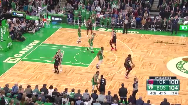 Watch and share Toronto Raptors GIFs and Boston Celtics GIFs by louiszatzman on Gfycat