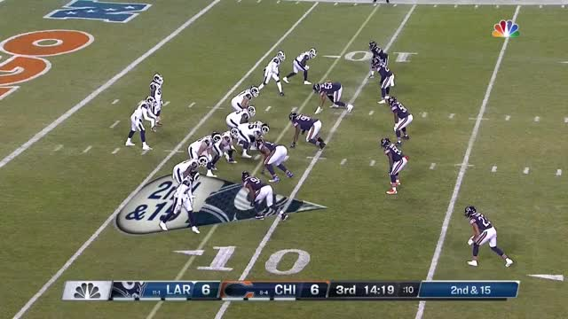 Watch this trending GIF on Gfycat. Discover more Chicago Bears, Los Angeles Rams, NFL, football GIFs on Gfycat