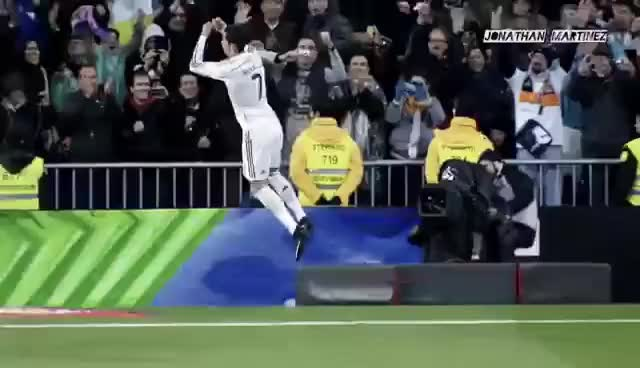 Watch and share Cristiano Ronaldo GIFs and Clebration GIFs on Gfycat