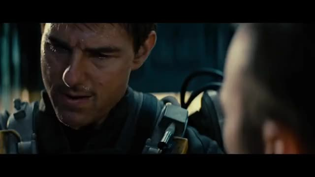 Edge of Tomorrow - I don't where one it's a distraction.