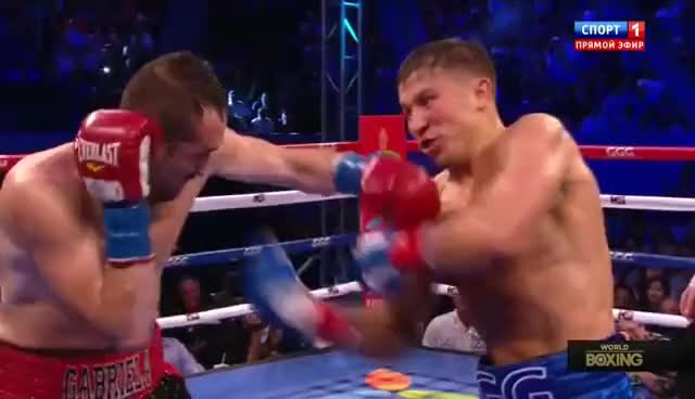 Watch Gennady Golovkin vs Marco Antonio Rubio 18 10 2014 HDTVRip 720p GIF on Gfycat. Discover more related GIFs on Gfycat
