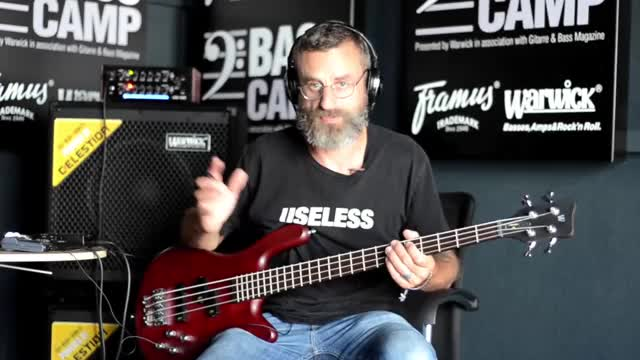 """Watch and share Bassiste Magazine # 71 - Justin Chancellor (Tool) - """"Aenima"""" GIFs on Gfycat"""