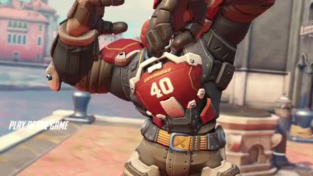 Watch reinhardt !!!!! GIF on Gfycat. Discover more overwatch, potg GIFs on Gfycat