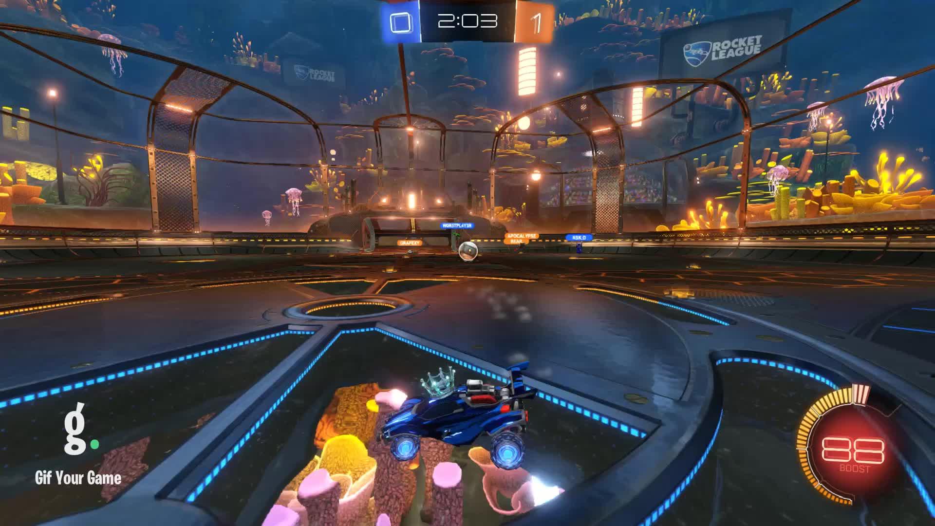 Gif Your Game, GifYourGame, Goal, MITO, Rocket League, RocketLeague, Goal 2: MITO GIFs