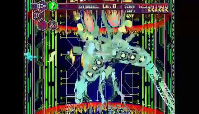 Thunder Force V 5 HD (Progressive) Sega Saturn Full Run Good Ending