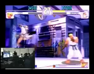 Watch Streetfighter III Tournament - Daigo's Comeback GIF on Gfycat. Discover more related GIFs on Gfycat