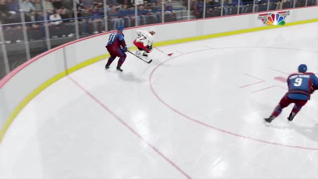 Watch 500 GIF by Gamer DVR (@xboxdvr) on Gfycat. Discover more EASPORTSNHL18, hockey, sba, xbox, xbox dvr, xbox one GIFs on Gfycat