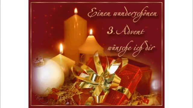 3 advents