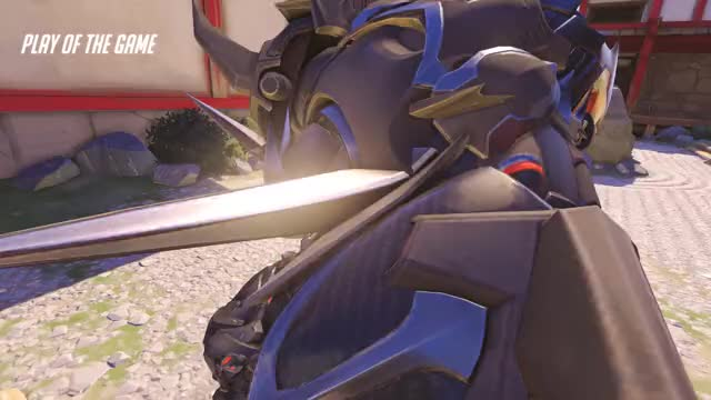 Watch and share Overwatch GIFs and Reinhardt GIFs by Wictor Forsman on Gfycat