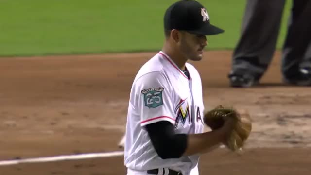 Watch Pablo Lopez clap GIF by Ely Sussman (@realely) on Gfycat. Discover more baseball, brewers, clapping, highlights, marlins, mlb, pablo lopez GIFs on Gfycat