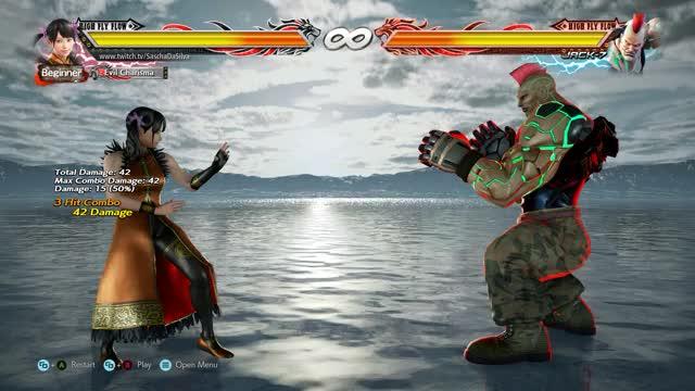 Watch Tekken 7 2018.07.16 - 18.55.43.17 GIF on Gfycat. Discover more tekken, tekken7 GIFs on Gfycat
