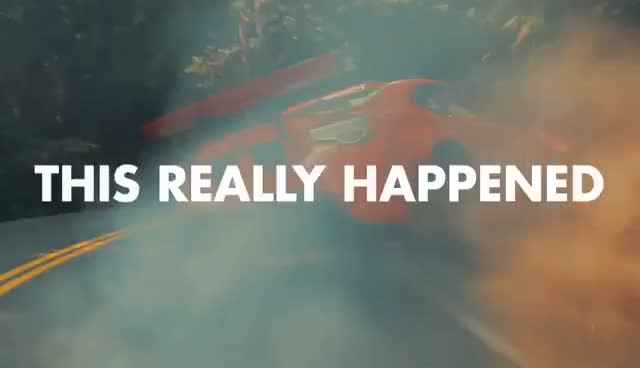 Watch and share RIP GT-4586 : Ferrari-Powered Toyota Drifts A Portland Touge GIFs on Gfycat
