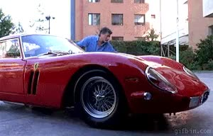 Watch and share Cleaning Ferrari GIFs on Gfycat