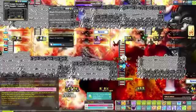 Watch MapleStory Hacker GIF on Gfycat. Discover more related GIFs on Gfycat