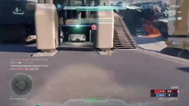 Watch camo+bayonet too OP pls nerf 343 GIF on Gfycat. Discover more halo GIFs on Gfycat