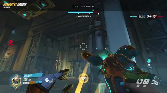 Watch and share Highlight GIFs and Overwatch GIFs by ehaydon on Gfycat