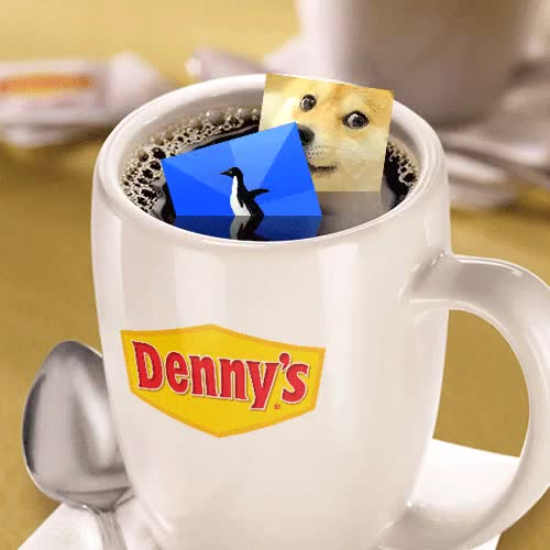 Watch and share Coffee GIFs and Dennys GIFs on Gfycat