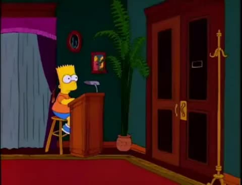 Watch and share Abuelo Simpson Entra Al Burlesque GIFs on Gfycat