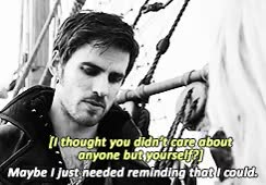 Watch and share 1k * *gif Ouat Captain Swan Cs Graphic Ouatedit Otp: I Was Hoping It GIFs on Gfycat