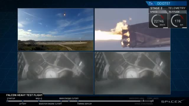Watch Space X Booster landings  GIF on Gfycat. Discover more related GIFs on Gfycat