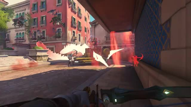 Watch and share Hanzo 3rd Person Animations GIFs by brokenstyli on Gfycat