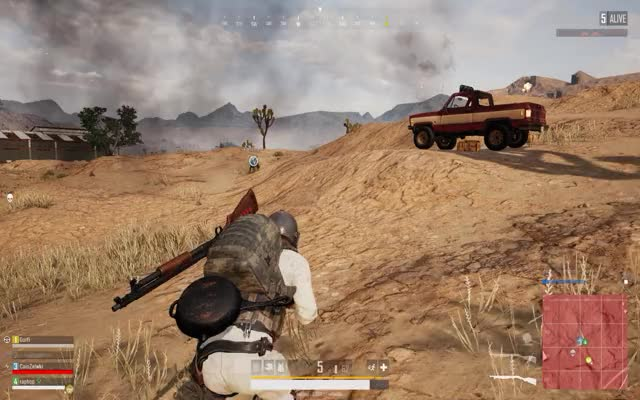 Watch and share Vlc-record-2018-04-07-11h49m54s-PLAYERUNKNOWN GIFs on Gfycat
