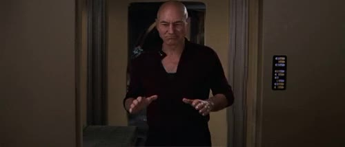 Watch and share Patrick Stewart GIFs and Happydance GIFs by Reactions on Gfycat