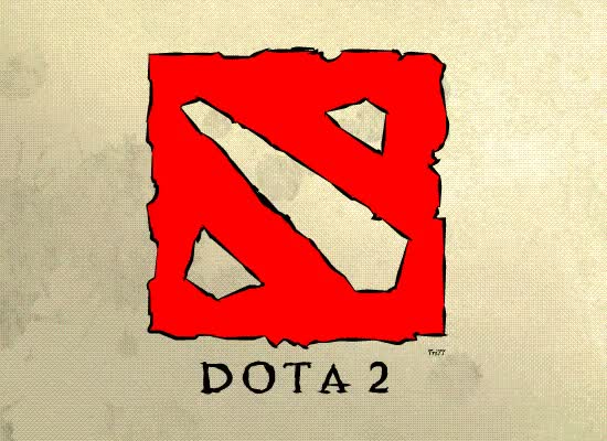 Watch dota2 logo GIF by Zulhairie Arrifin (@zulhairiearrifin) on Gfycat. Discover more dota2, gamegifs GIFs on Gfycat