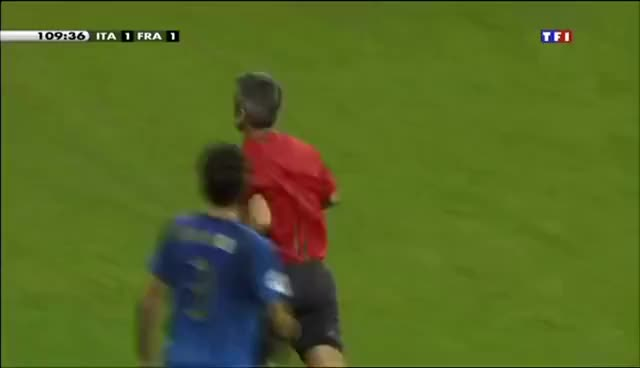 Watch Mondial 2006 Zidane Carton rouge GIF on Gfycat. Discover more related GIFs on Gfycat