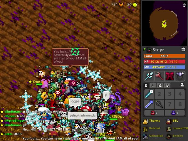 Watch White Void Quiver 0001 GIF by @steyro on Gfycat. Discover more rotmg GIFs on Gfycat