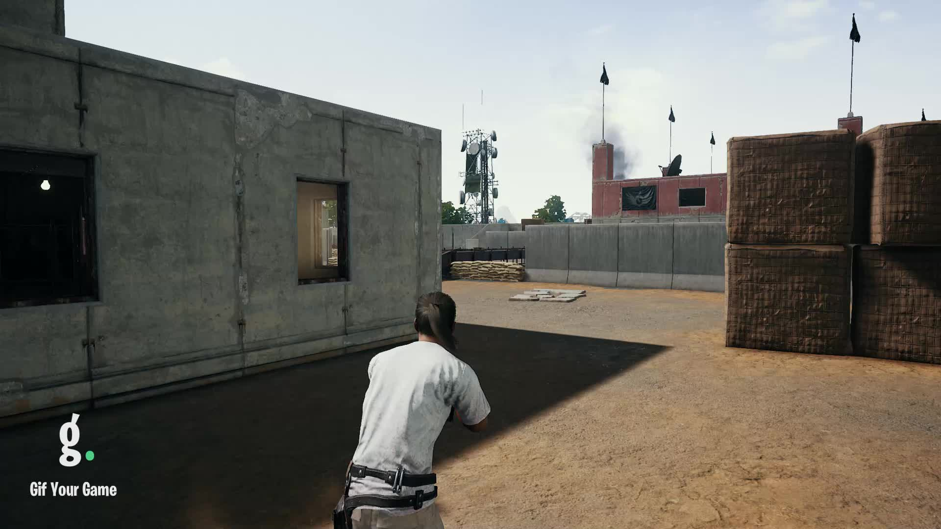 Gif Your Game, GifYourGame, PUBATTLEGROUNDS, pubg, gifyourgame user clip 4 GIFs