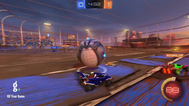 Watch Goal 2: BeK☆ GIF by Gif Your Game (@gifyourgame) on Gfycat. Discover more BeK☆, Gif Your Game, GifYourGame, Goal, Rocket League, RocketLeague GIFs on Gfycat