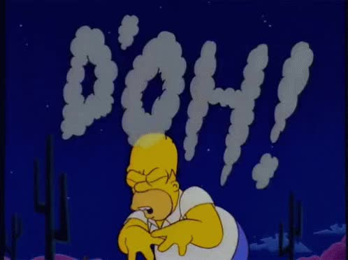 Watch and share Homer Simpson GIFs and The Simpsons GIFs on Gfycat