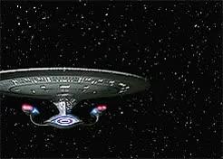 Watch and share Star Trek Gifs GIFs and Uss Enterprise GIFs on Gfycat