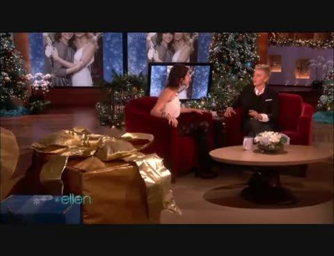 Ellen Degeneres, Selena Gomez, Selena got pranked GIFs