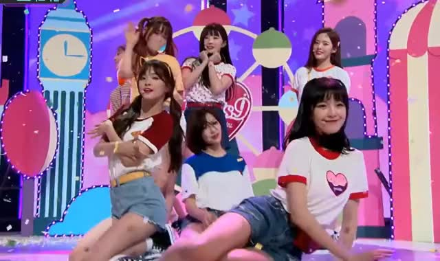 Watch and share Fromis 9 GIFs by dsnfct on Gfycat