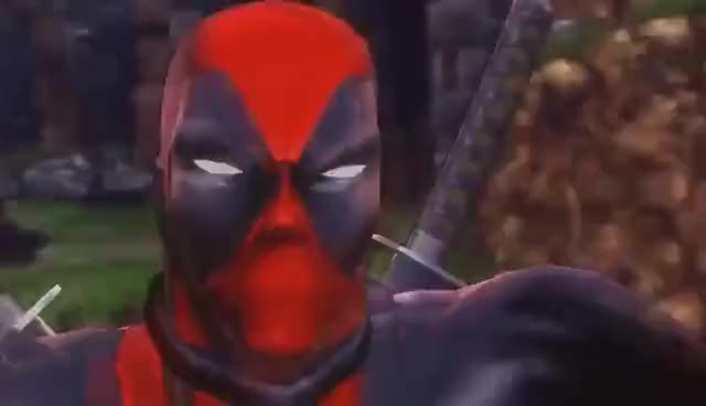 Watch deadpool GIF on Gfycat. Discover more Deadpool, Marvel vs Capcom 3 GIFs on Gfycat