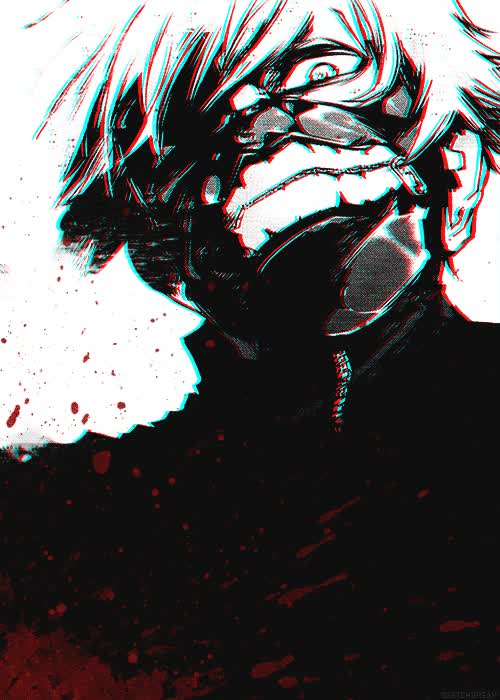 Watch and share Tokyo Ghoul GIFs and Manga Cap GIFs on Gfycat