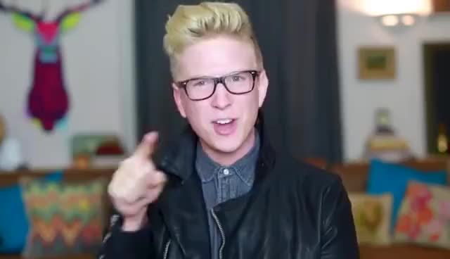 Watch ty GIF on Gfycat. Discover more tyler oakley GIFs on Gfycat