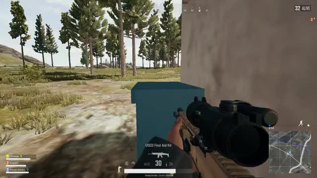 Watch and share Pubg GIFs by Steady on Gfycat