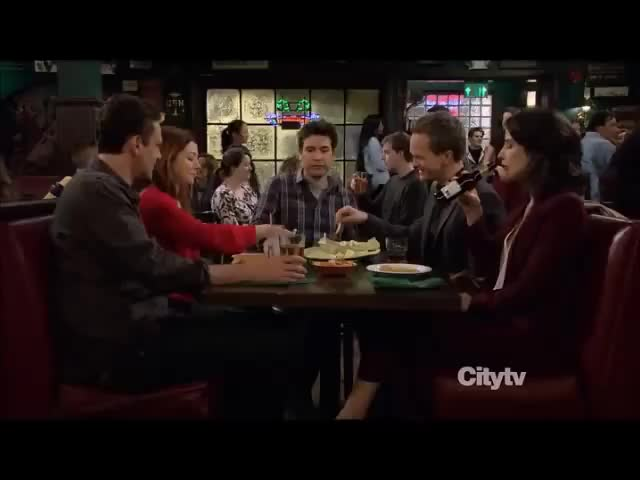 Watch and share How I Met Your Mother Clubbing With 20 Year Olds GIFs on Gfycat